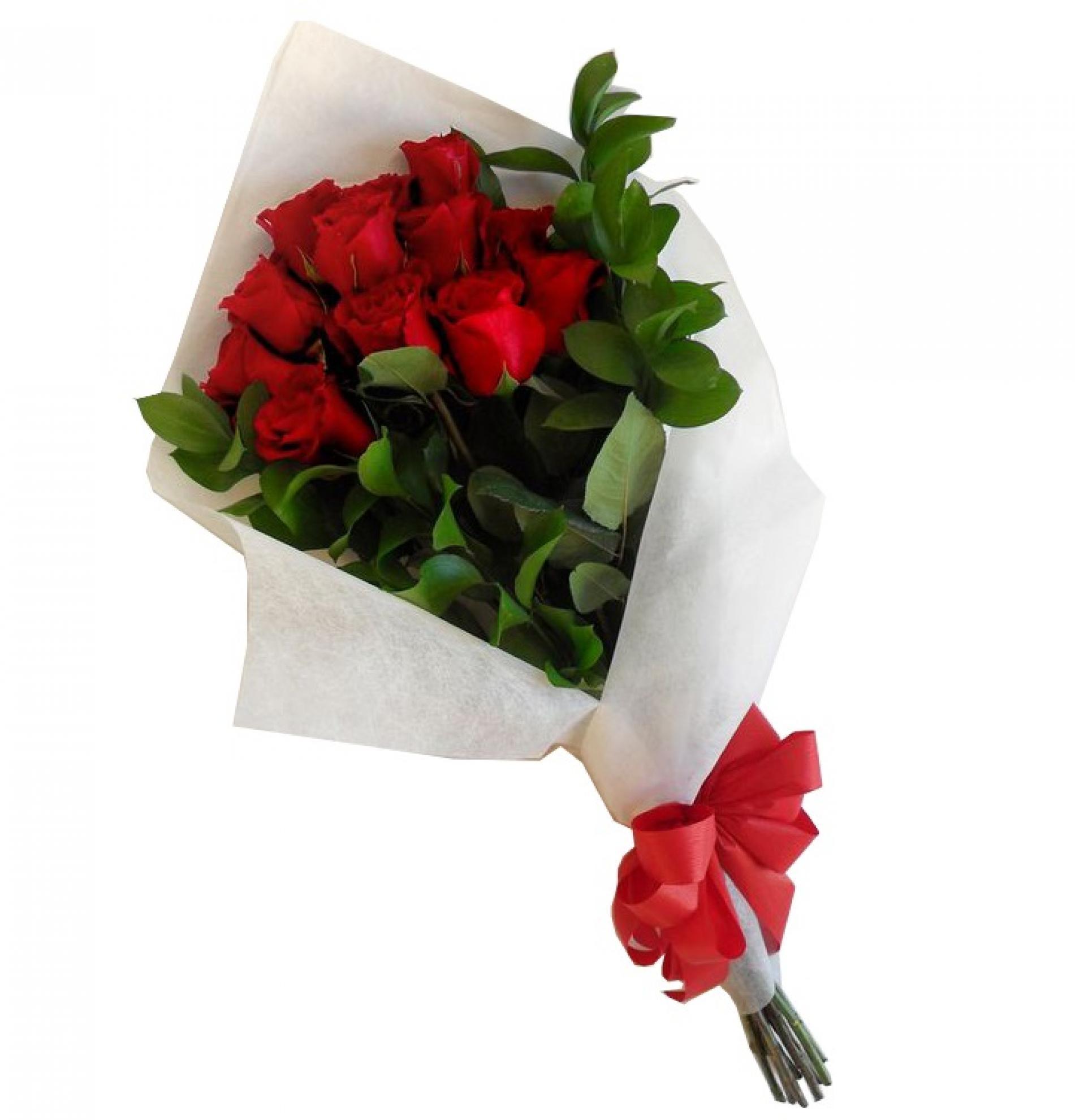 Buqu� de Rosas Vermelhas - OT07
