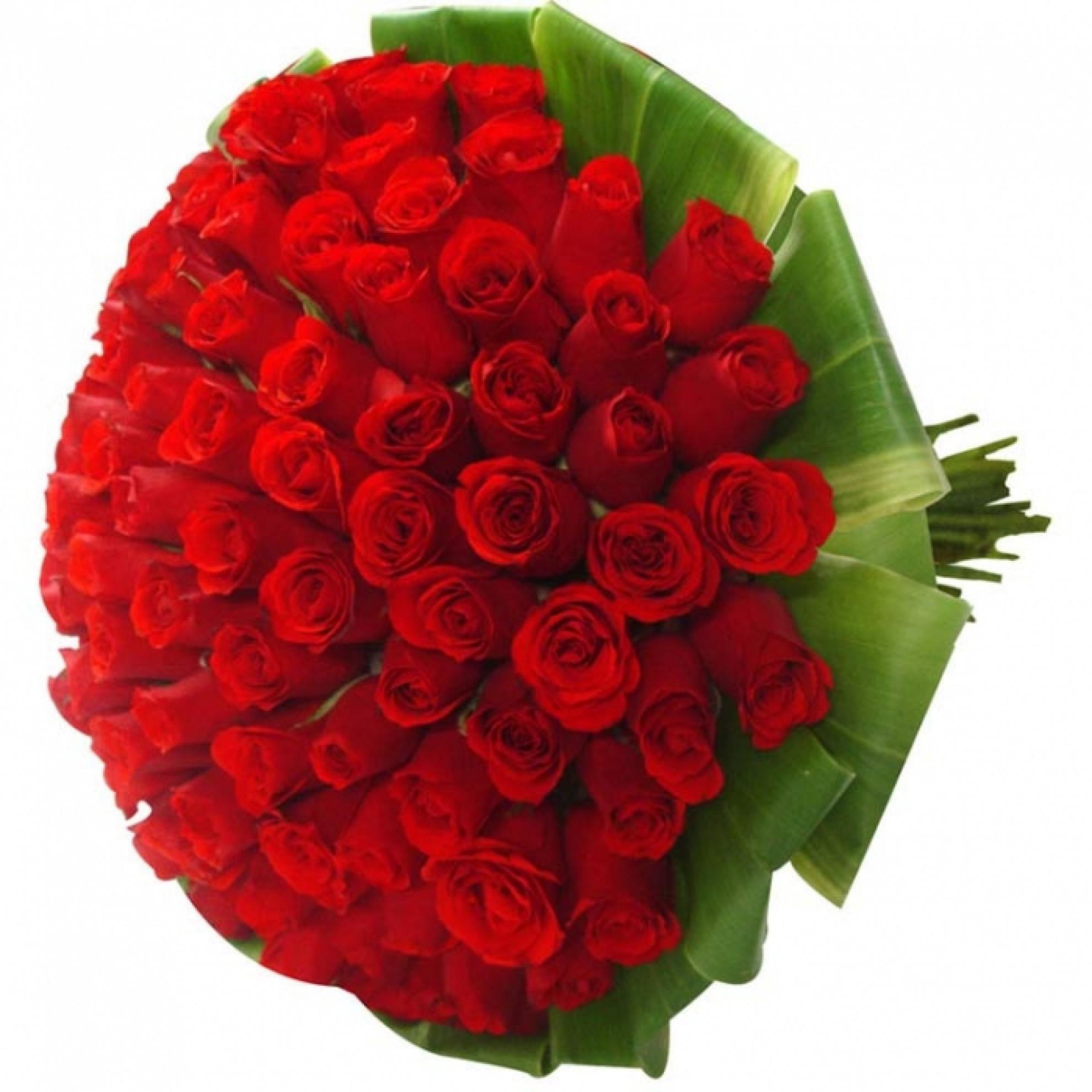 Buqu� 100 Rosas - BR01