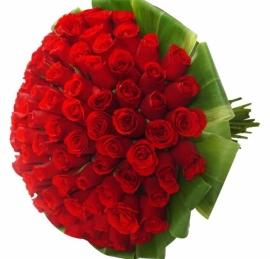 Buqu� 100 Rosas - 1118