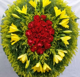 Coroa de Flores C403- 1