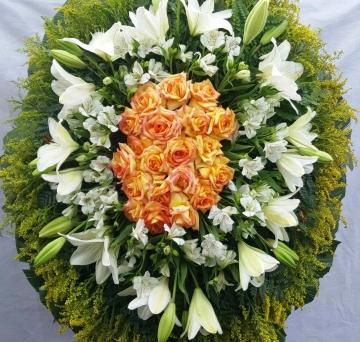 Coroa de Flores C403- 2