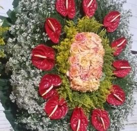 Coroa de Flores - C301