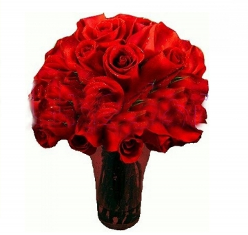 Arranjo de Rosas Vermelhas - 2338