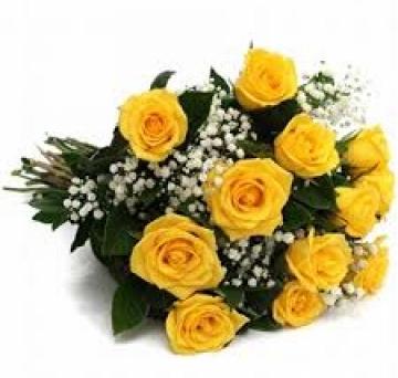 Buqu� Rosas Amarelas - 1059