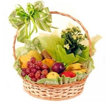 Cesta de Frutas - 1134