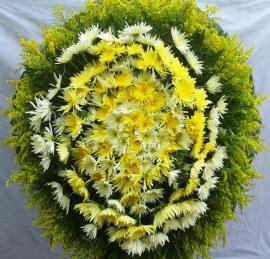 Coroa de Flores C302