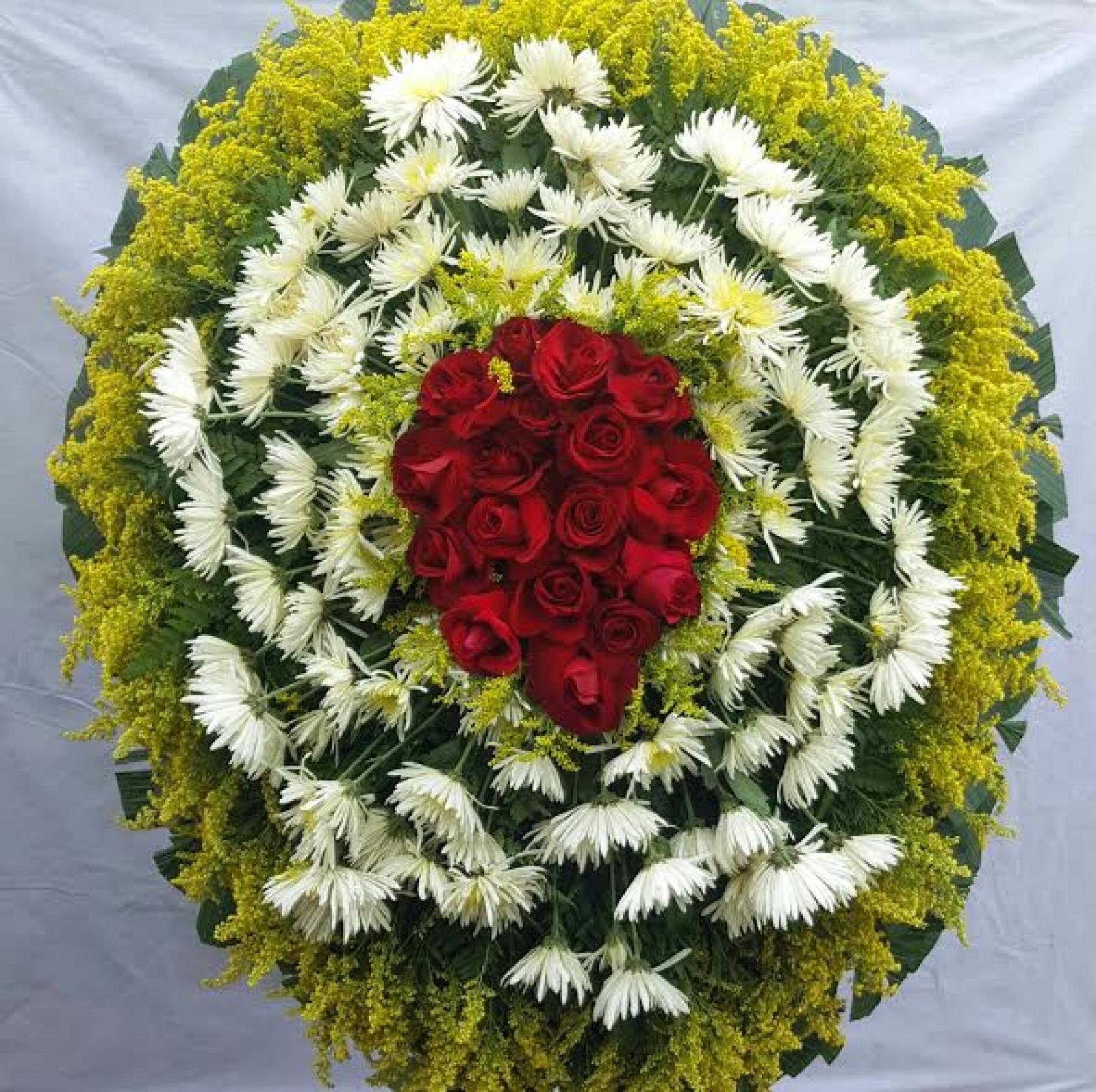Coroa de Flores P-03