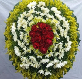 Coroa de Flores C205