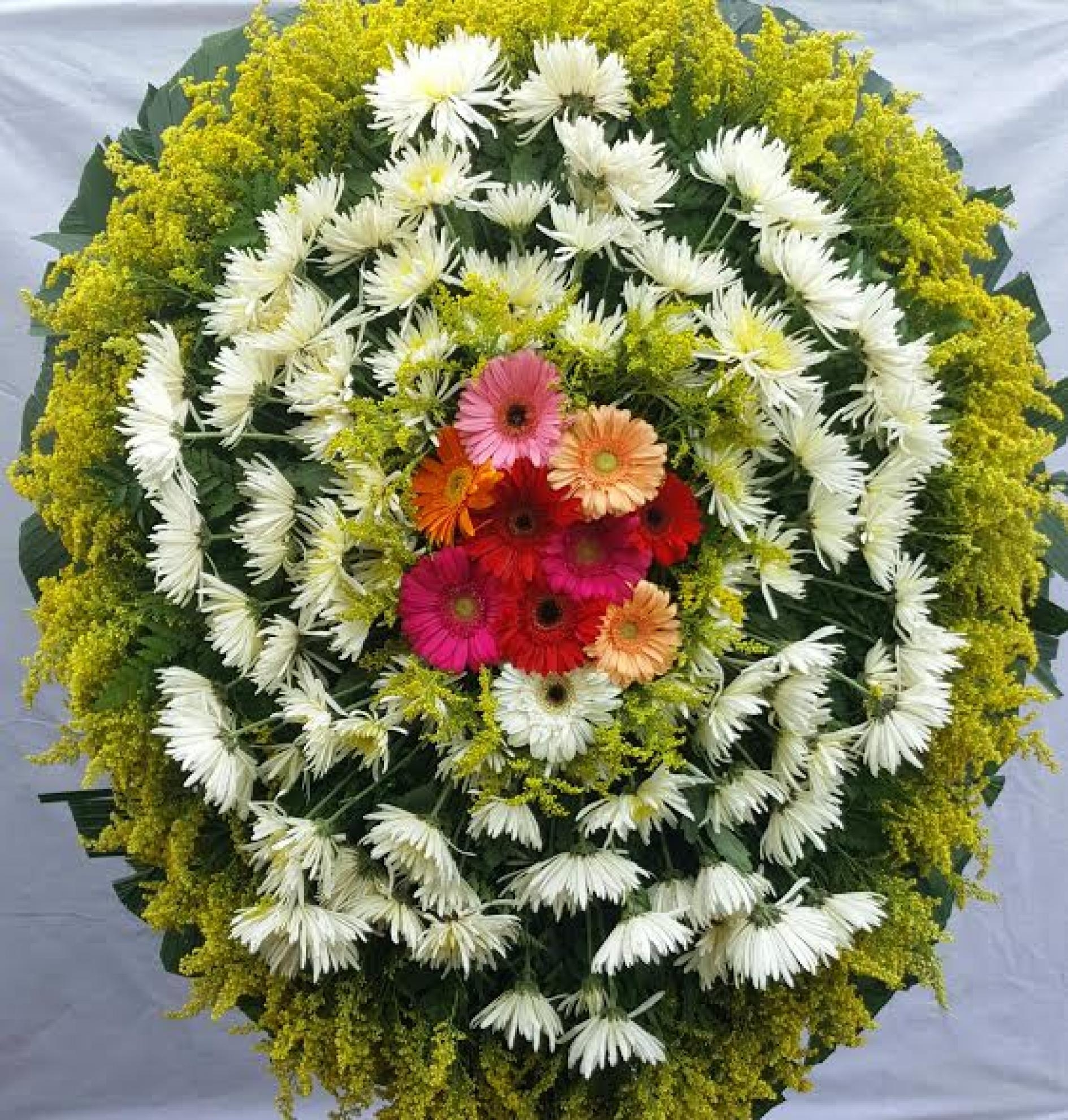 Coroa de Flores  P-04