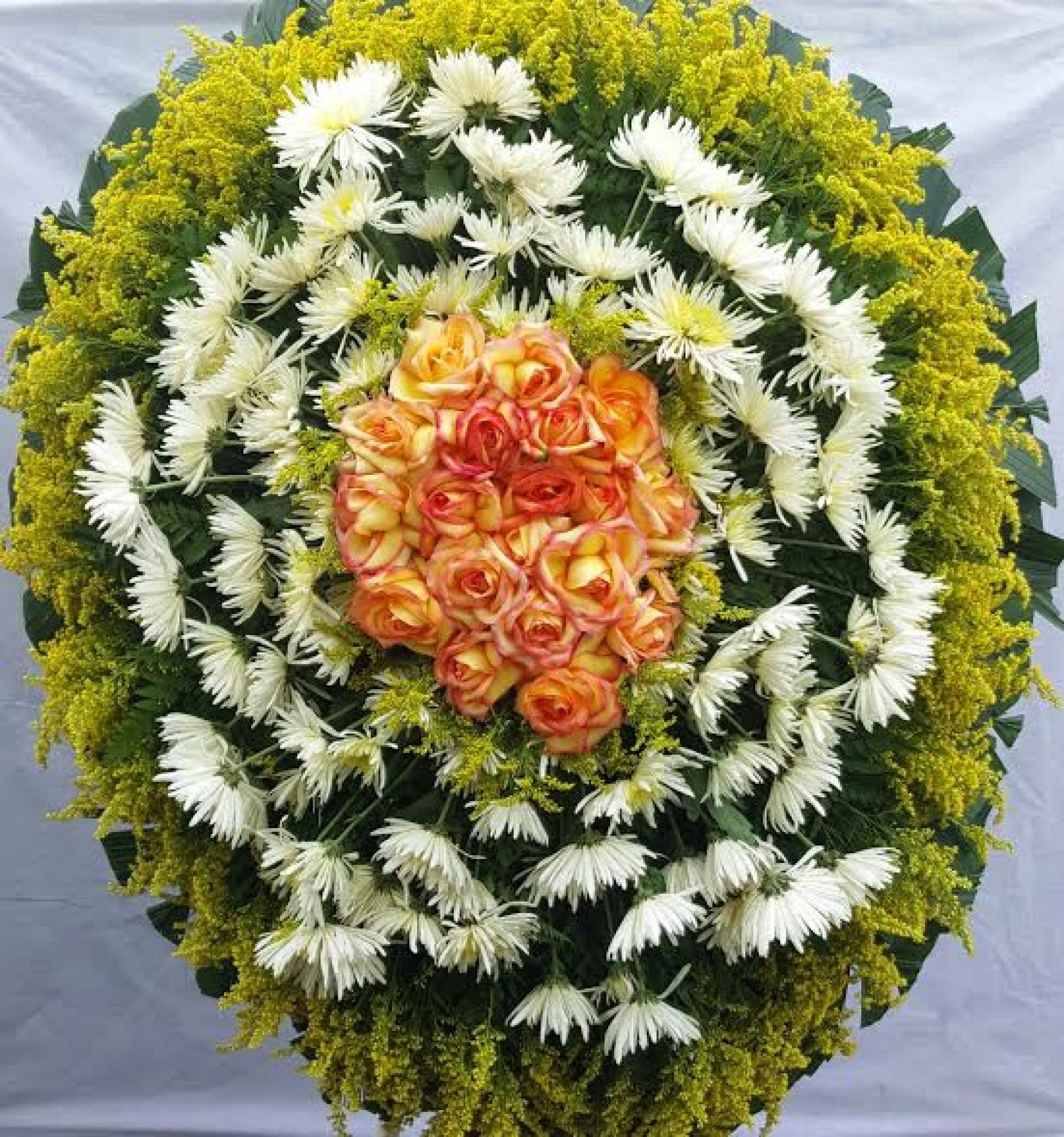 Coroa de Flores P-05