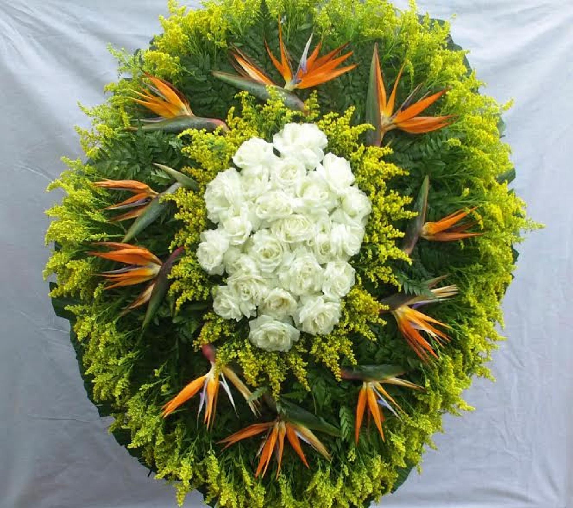 Coroa de Flores L-01