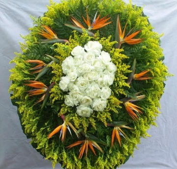Coroa de Flores C101