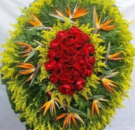Coroa de Flores C102