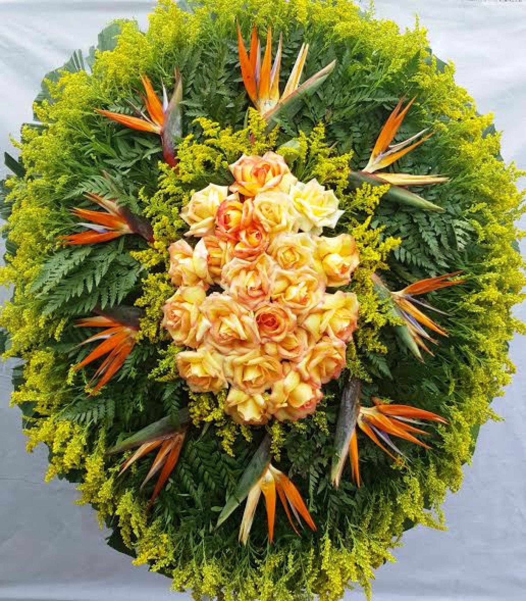 Coroa de Flores L-03