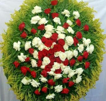 Coroa de Flores C203