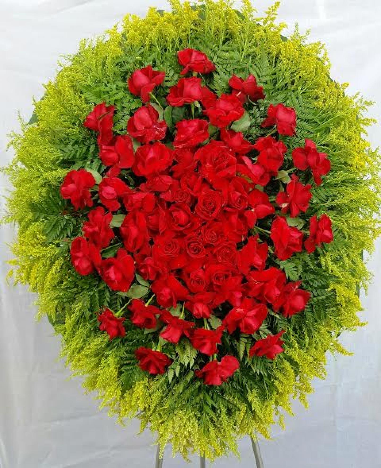 Coroa de Flores L-05
