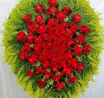 Coroa de Flores C404