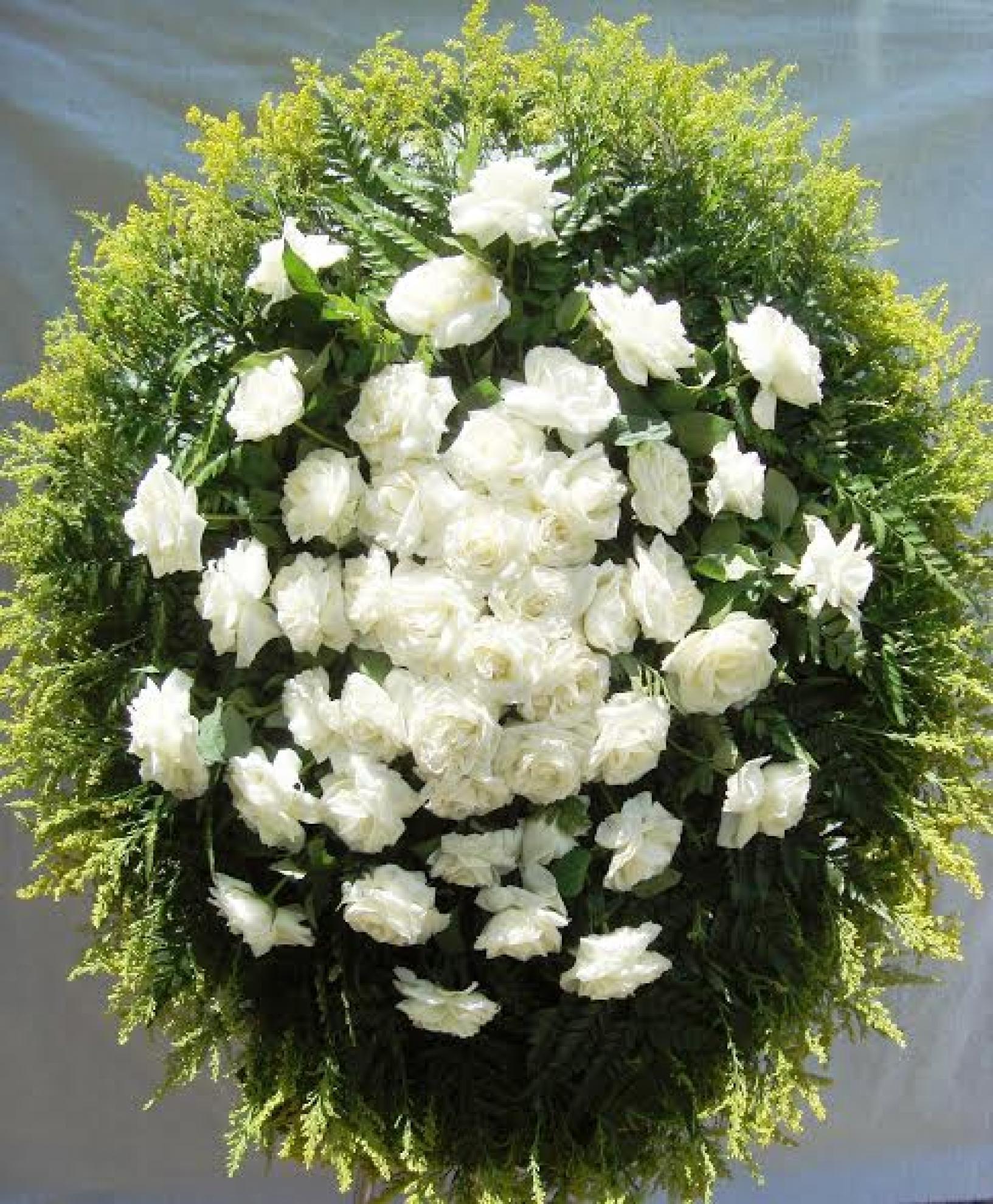 Coroa de Flores L-06
