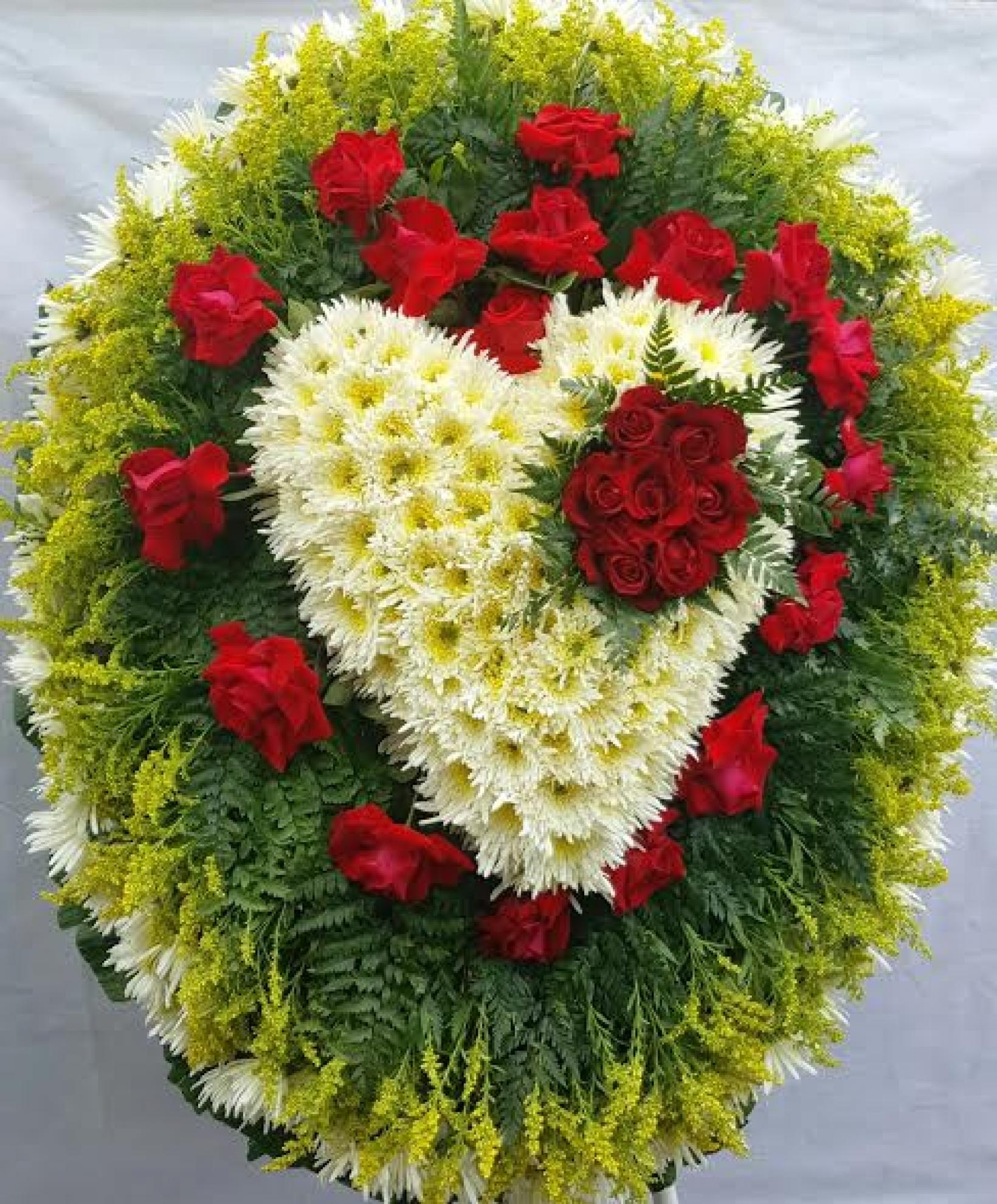 Coroa de Flores C503