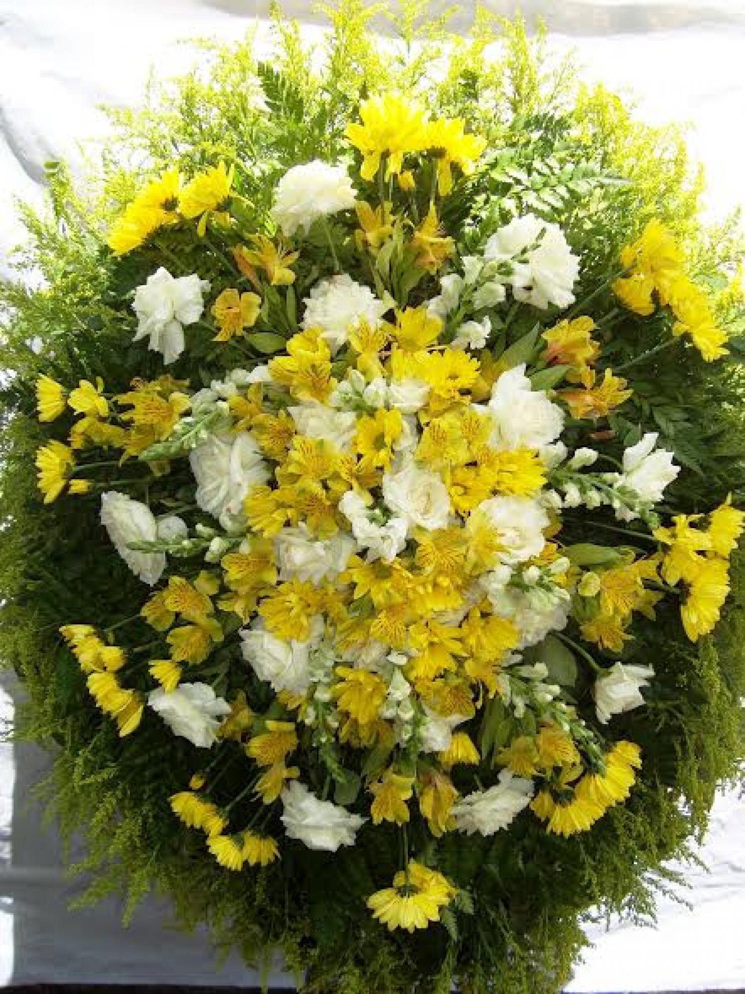Coroa de Flores C206