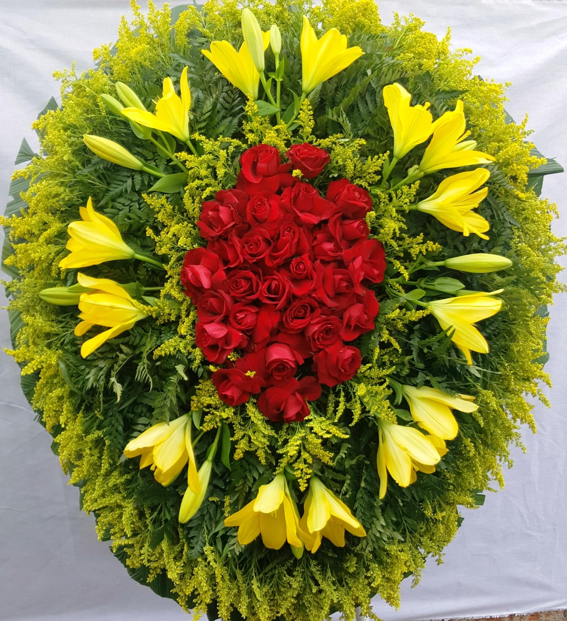 Coroa de Flores E-01
