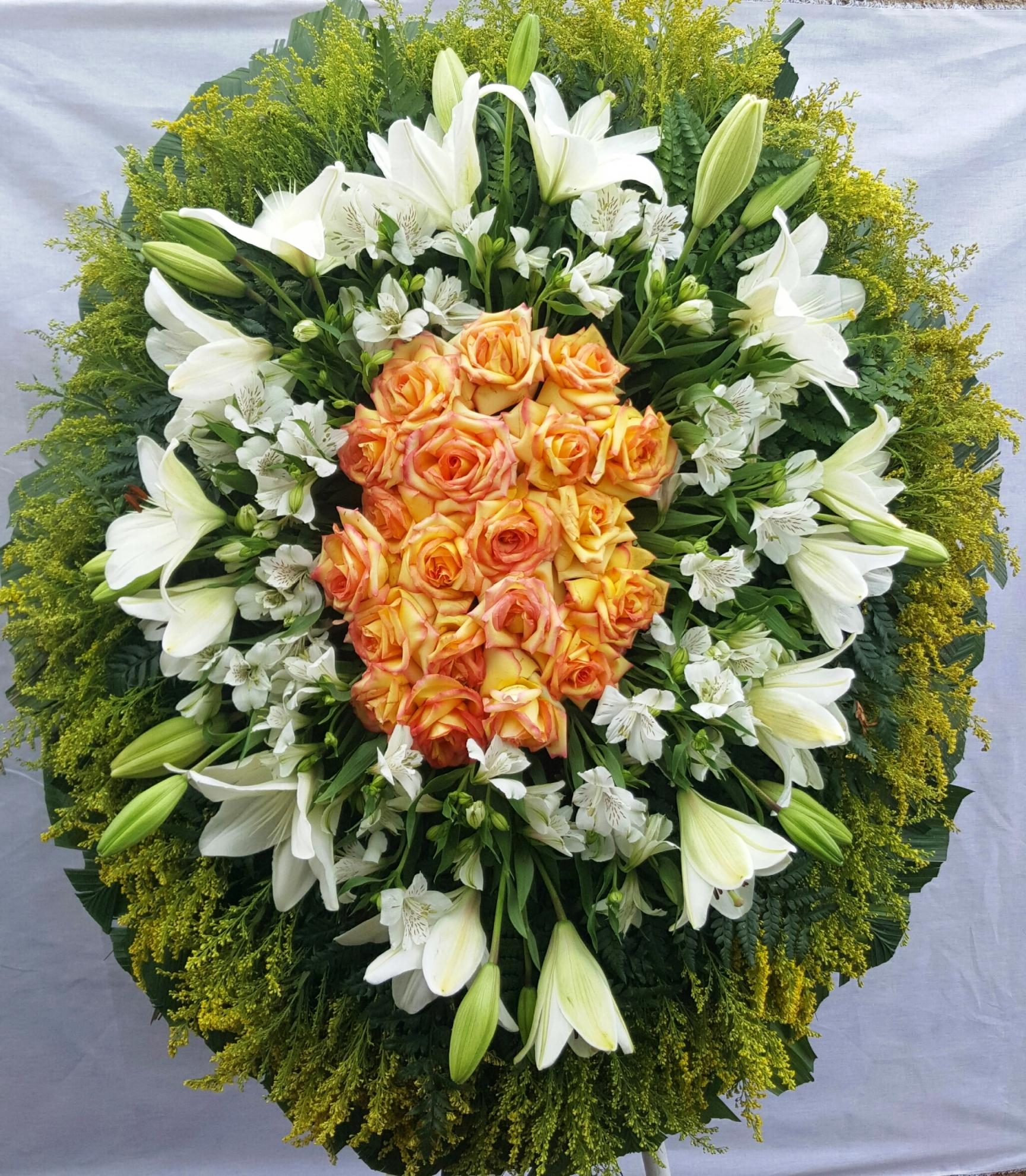 Coroa de Flores E-02