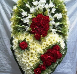 Coroa de Flores C604