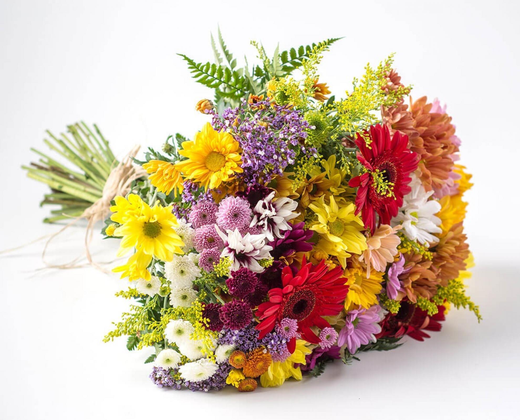 Buqu� de Flores de Campo -  BT06