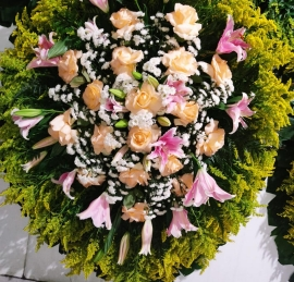 Coroa de Flores - C1