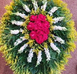 Coroa de Flores - C7