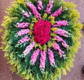 Coroa de Flores  C9