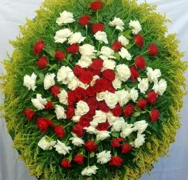 Coroa de Flores - C203