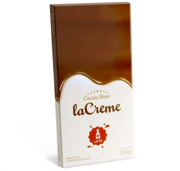 Chocolate Gourmet Cacau Show
