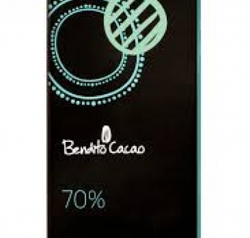 Chocolate Bendito Cacau 70%